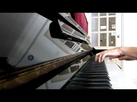 IRIS OST (아이리스 OST) - Pretty Love (Piano)