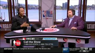 Stephen A Smith reveals Chris Paul wants out of Houston
