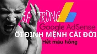 Xử Lý Vấn Đề Bị Tắt Kiếm Tiền Youtube Do Lỗi Trùng Google Adsense   Duy MKT