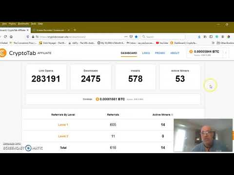 Crypto Tab Browser Video 1