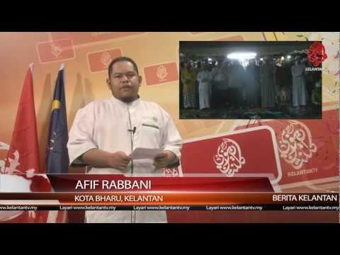 Rakyat Kelantan Doa Keamanan Sabah