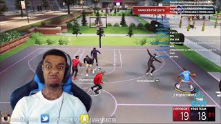 FlightReacts Snatches ANKLES & Catches BODIES In Down to the Wire Game! Next Gen NBA 2K21