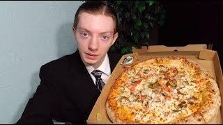 Papa John's NEW Double Cheeseburger Pizza Review