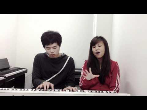 [COVER] A-Lin 勇敢的不是我 - Iris & Wenhao
