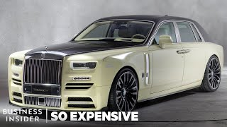 Why Rolls-Royce Cars Are So Expensive | So Expensive