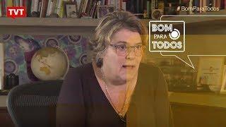 Barbara Gancia fala sobre drama com a bebida, um tabu na sociedade