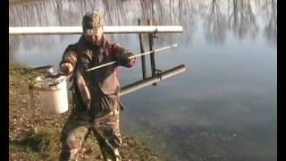 Vídeo de pesca con arco