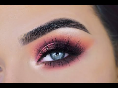 Morphe 35M Eyeshadow Palette | Fall Eye Makeup Tutorial