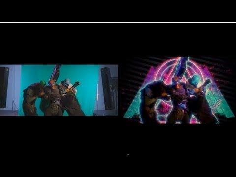 Baixar KILL THE NOISE- Raw footage + Final Video
