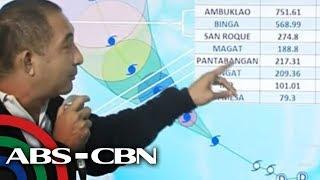 WATCH: PAGASA 5PM briefing on Typhoon Queenie   1 October 2018