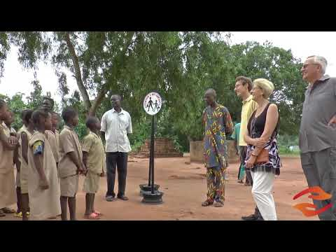Donation Of School Boards For The Schools Of Azohouè Aliho In Benin!