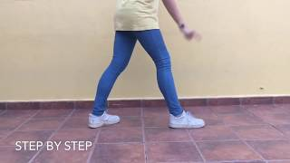 How to shuffle / Cutting Shape Tutorial #1 || Easy Steps for Beginners by (kayeli2)