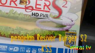 Cara Upgrade Receiver Matrix Burger S2 K5S AVS Videos
