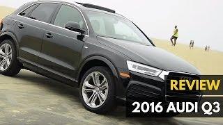 Audi Q3 2016 Review - Gadget Review