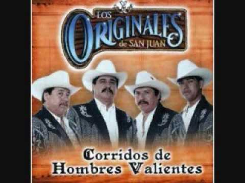 Sangre de Traficantes-Los Originales De San Juan