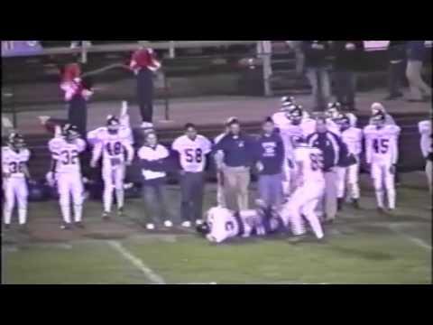 Dan Adams: Highschool Football Highlights 2002