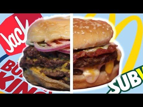 Fast Food Calorie Quiz
