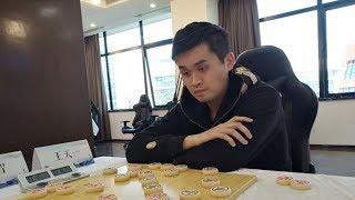 Ván cờ kỷ lục của Vương Thiên Nhất tại  giải Tài Thần Bôi 2018
