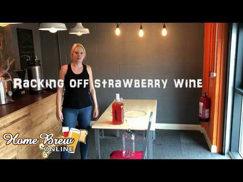 Home Brew Online Fruit Wine Starter Equipment Pack - With Strawberry Recipe Sheet