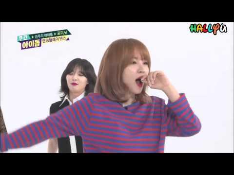 [Thai sub] 140402 Weekly Idol - 4MINUTE Past 1