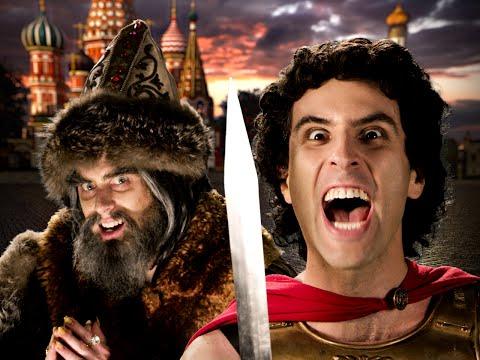 Alexander the Great vs Ivan the Terrible - Epic Rap Battles of History Season 5