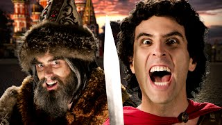Alexander the Great vs Ivan the Terrible - Epic Rap Battles of History Season 5