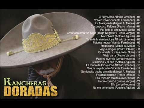 RANCHERAS DORADAS
