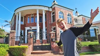 WE FINALLY MOVED! (NEW HOUSE REVEAL)
