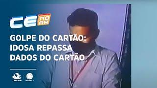 GOLPE DO CARTÃO: Idosa repassa dados do cartão e perde mais de 30 mil reais