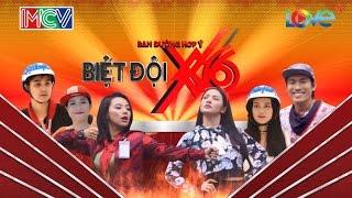 Biệt Đội X6   Hành trình full 25   Yaya Trương Nhi   Trốn tìm - Trượt băng và thi tài cosplay