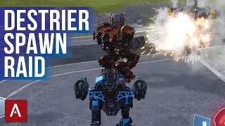 WINNING with WORST Setups - Funny Builds Friday Ep.21   War Robots Funny Moments 2018