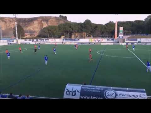 (LOS GOLES SUBGRUPO A) Jornada 14 / 3ª División / Fuente YouTube Raúl Futbolero