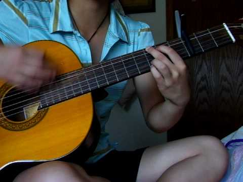 黃鴻升 - 不屑  guitar cover