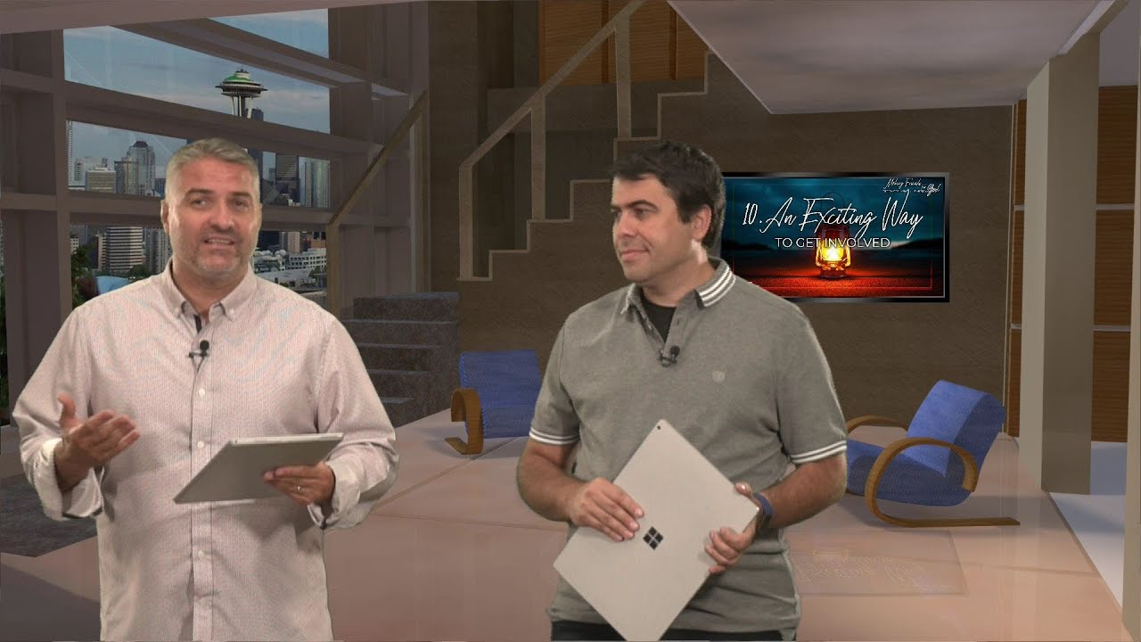 An Exciting Way to Get Involved - Sabbath School Lesson 10, Q3, 2020
