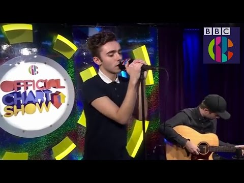 Shawn Mendes Stitches cover by Nathan Sykes - CBBC