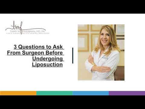 3 questions to ask from surgeon before undergoing