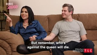 90 Day Fiance Happily Ever After: S05E10 - Larissa Bonus Scene