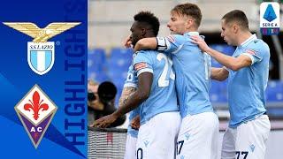 Lazio 2-1 Fiorentina | Caicedo and Immobile seal Lazio Victory | Serie A TIM