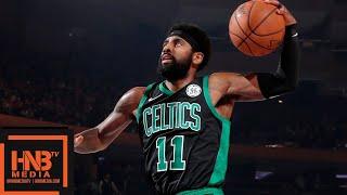 Boston Celtics vs New York Knicks Full Game Highlights | 10.20.2018, NBA Season