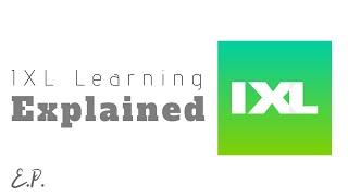 IXL - Quick Tutorial for Teachers