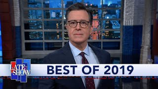 The Late Show's Reel-In-Review