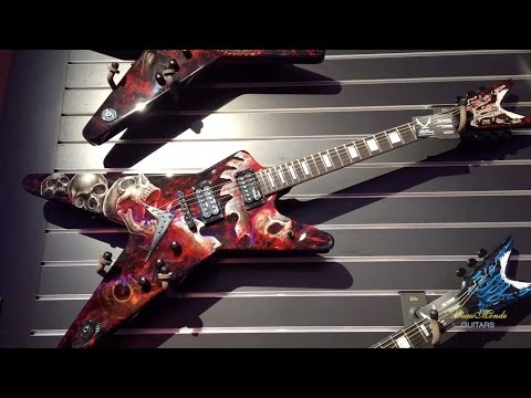 Dean Guitars Booth - NAMM 2016