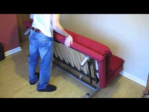 ligne roset multy sofa bed youtube. Black Bedroom Furniture Sets. Home Design Ideas