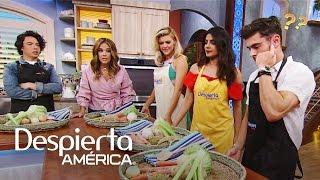 Los protagonistas de 'Baywatch' siguen una receta en español