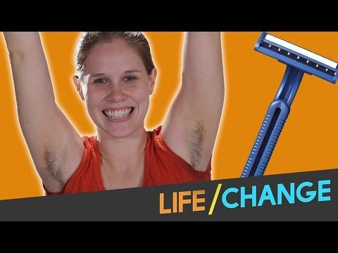 30 Days Without Shaving • LIFE/CHANGE
