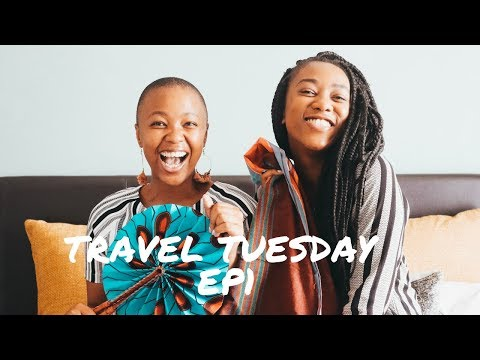 TRAVEL TUESDAY | Why don't we travel Africa?