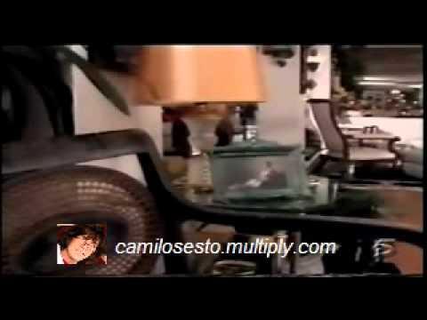 Camilo Sesto y los rincones de su hogar