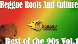 Reggae Roots And Culture Best of The 90s Pt.1 Garnett Silk,Sizzla,Cocoa Tea,Bushman,Luciano & More