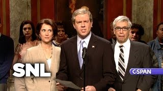 Nancy Pelosi and Barney Frank on the Financial Bailout - SNL