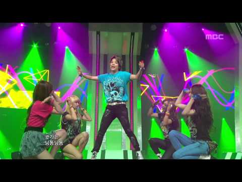 f(x) - Electric Shock, 에프엑스 - 일렉트릭 쇼크, Music Core 20120714